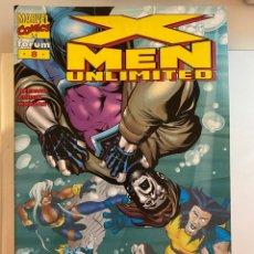 Cómics: X-MEN UNLIMITED 8 - FORUM. Lote 261864590