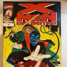Cómics: X-MEN UNLIMITED 9 - FORUM. Lote 261864655