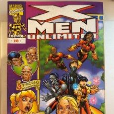 Cómics: X-MEN UNLIMITED 10 - FORUM. Lote 261864700