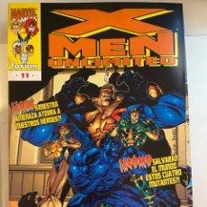 Cómics: X-MEN UNLIMITED 11 - FORUM. Lote 261864785
