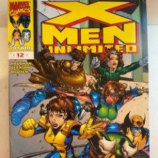 Cómics: X-MEN UNLIMITED 12 - FORUM. Lote 261864835