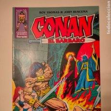 Cómics: CONAN EL BÁRBARO #29 - EL BRUJO Y EL GUERRERO (ROY THOMAS, JOHN BUSCEMA). Lote 261893860