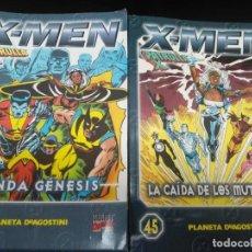 Cómics: X-MEN LA PATRULLA-X COLECCIONABLE COLECCIÓN COMPLETA 43 NÚMEROS CÓMICS FÓRUM. Lote 261931150