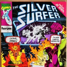Cómics: THE SILVER SURFER VOL 1 #14 CÓMICS FORUM. Lote 261940525