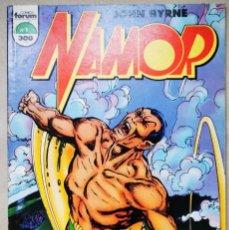 Cómics: NAMOR # 1 AL 11 CÓMICS FORUM 1991 JHON BYRNE. Lote 261960595