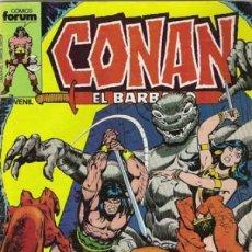 Cómics: CONAN EL BÁRBARO- Nº 11 -VENGANZA EN ASGALÚN- GRAN JOHN BUSCEMA-1983-CORRECTO-MUY DIFÍCIL-LEAN-4690. Lote 261963590