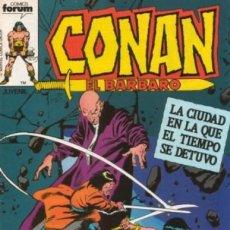 Cómics: CONAN EL BÁRBARO-FORUM- Nº 36 -EL SACRIFICIO DE LA DIOSA-1984-GRAN JOHN BUSCEMA-BUENO-DIFÍCIL-4691. Lote 261965765