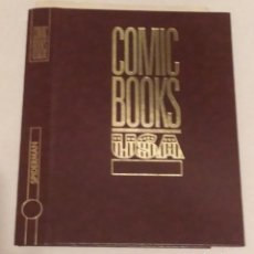 Cómics: TAPAS PARA COMICS SPIDERMAN 26 X 19 CM. Lote 261972105
