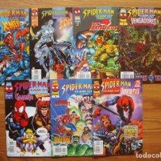 Cómics: SPIDERMAN TEAM-UP Nº 1 AL 7 COLECCIÓN COMPLETA (FORUM). Lote 261972330