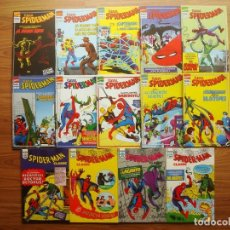 Cómics: SPIDERMAN CLASSIC Nº 3 AL 16 COLECCIÓN CASI COMPLETA (SPIDER-MAN) FORUM. Lote 261974895