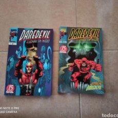 Cómics: DAREDEVIL 1 Y 2, VOLUMEN 3 FORUM. Lote 261976545