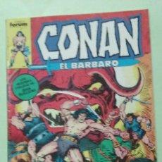 Cómics: CONAN EL BARBARO, Nº 82. COMICS FORUM. Lote 262027035