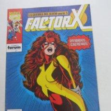 Cómics: FACTOR X VOL I Nº 41 FORUM MUCHOS EN VENTA MIRA TUS FALTAS ARX25. Lote 262052900