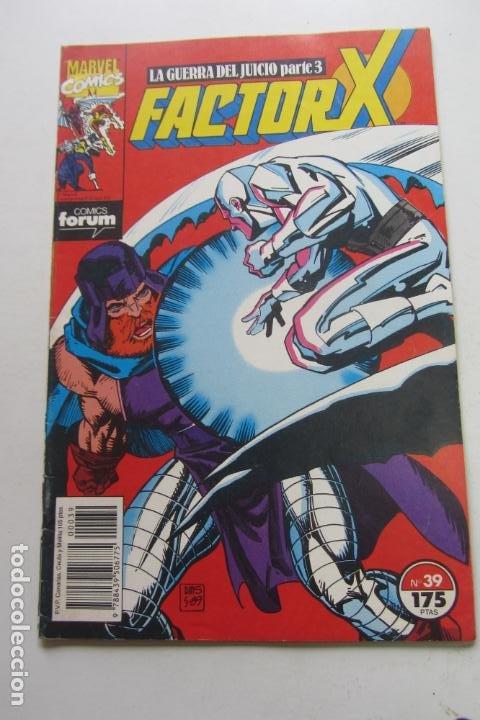 FACTOR X VOL I Nº 39 FORUM MUCHOS EN VENTA MIRA TUS FALTAS ARX25 (Tebeos y Comics - Forum - X-Men)