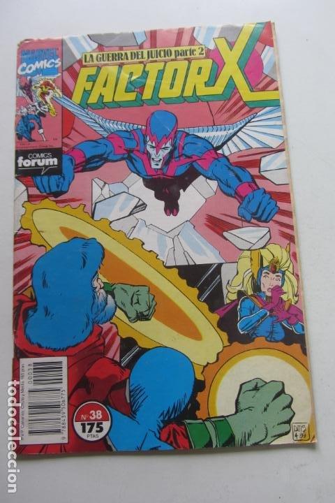 FACTOR X VOL I Nº 38 FORUM MUCHOS EN VENTA MIRA TUS FALTAS ARX25 (Tebeos y Comics - Forum - X-Men)