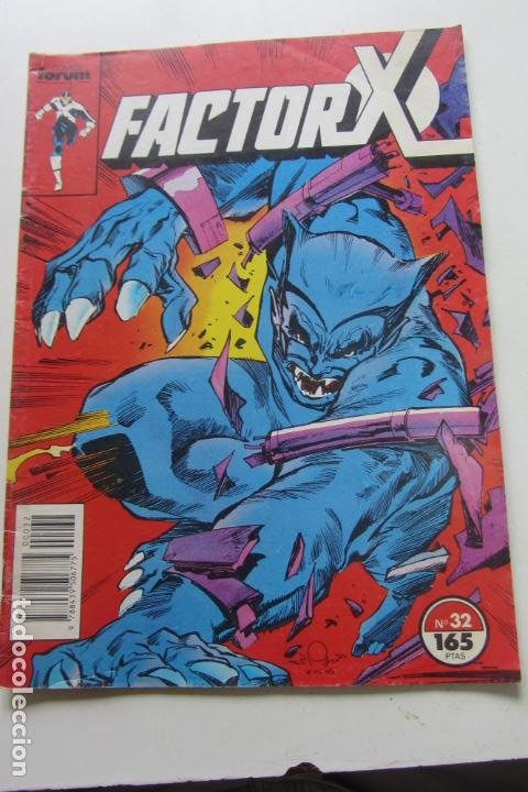 FACTOR X VOL I Nº 32 FORUM MUCHOS EN VENTA MIRA TUS FALTAS ARX25 (Tebeos y Comics - Forum - X-Men)