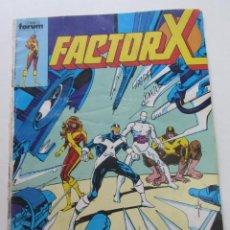 Cómics: FACTOR X VOL I Nº 27 FORUM MUCHOS EN VENTA MIRA TUS FALTAS ARX25. Lote 262053975