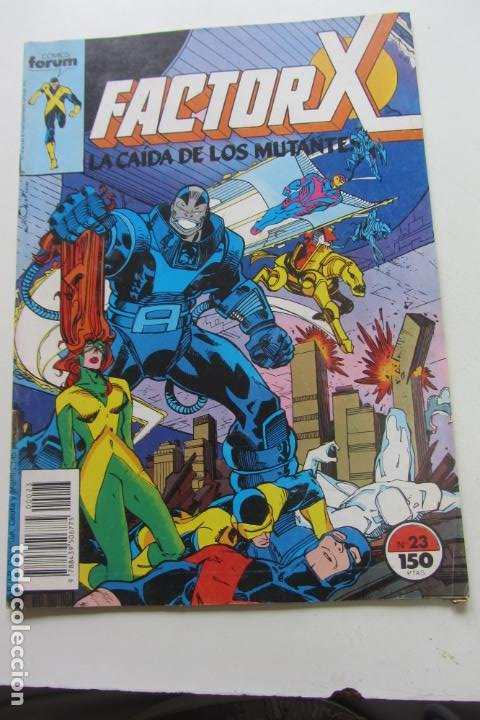 FACTOR X VOL I Nº 23 FORUM MUCHOS EN VENTA MIRA TUS FALTAS ARX25 (Tebeos y Comics - Forum - X-Men)