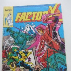 Cómics: FACTOR X VOL I Nº 21 FORUM MUCHOS EN VENTA MIRA TUS FALTAS ARX25. Lote 262054455