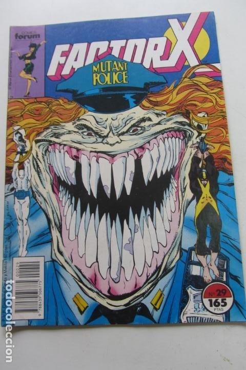 FACTOR X VOL I Nº 29 FORUM MUCHOS EN VENTA MIRA TUS FALTAS ARX25 (Tebeos y Comics - Forum - X-Men)
