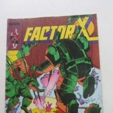 Cómics: FACTOR X VOL I Nº 19 FORUM MUCHOS EN VENTA MIRA TUS FALTAS ARX25. Lote 262054780