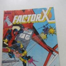 Cómics: FACTOR X VOL I Nº 16 FORUM MUCHOS EN VENTA MIRA TUS FALTAS ARX25. Lote 262054955