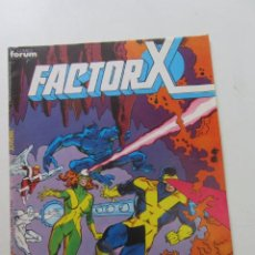 Comics: FACTOR X VOL I Nº 1 FORUM MUCHOS EN VENTA MIRA TUS FALTAS ARX25. Lote 262070655