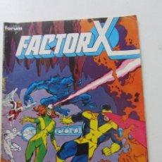Comics : FACTOR X VOL I Nº 1 FORUM MUCHOS EN VENTA MIRA TUS FALTAS ARX25. Lote 262070690