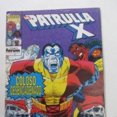 Comics : LA PATRULLA X VOL. 1 Nº 141 FORUM MUCHOS EN VENTA MIRA TUS FALTAS ARX25. Lote 262072820