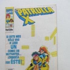 Comics : PATRULLA-X VOL. 1 Nº 142 FORUM MUCHOS EN VENTA MIRA TUS FALTAS ARX25. Lote 262074345