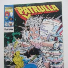 Comics : PATRULLA-X VOL. 1 Nº 145 FORUM MUCHOS EN VENTA MIRA TUS FALTAS ARX25. Lote 262074655