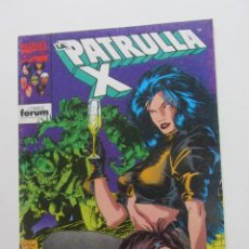 Cómics: PATRULLA-X VOL. 1 Nº 109 FORUM MUCHOS EN VENTA MIRA TUS FALTAS ARX25. Lote 262074720