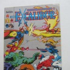 Cómics: EXCALIBUR VOL. 1 Nº 14 FORUM MUCHOS EN VENTA MIRA TUS FALTAS ARX17. Lote 262078315
