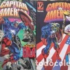 Cómics: CAPITÁN AMERICA: EL FIN DE I.M.A (OBRA COMPLETA 2 TOMOS) - FORUM. Lote 262083110