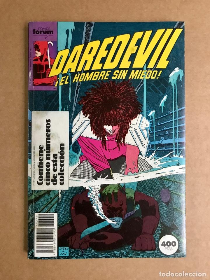 DAREDEVIL - RETAPADO VOL. 2 TOMO 2 CON LOS NÚMEROS DEL 6 AL 10 - SAGA MARÍA TIFOIDEA (Tebeos y Comics - Forum - Daredevil)