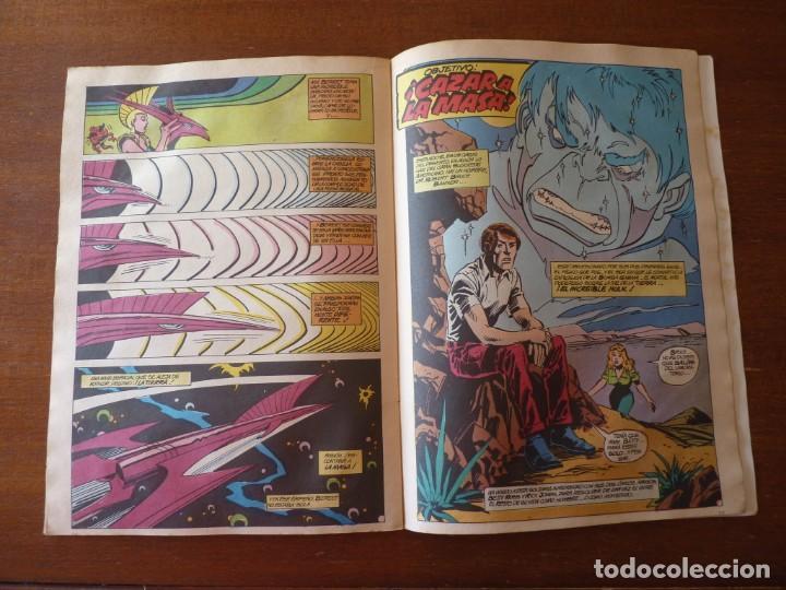 Cómics: LA MASA EL INCREIBLE HULK Nº 8, 9 Y 10 RETAPADOS - FORUM 1984??? - Foto 10 - 262192385