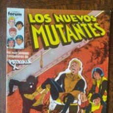 Cómics: LOS NUEVOS MUTANTES V.1 Nº 4 - FORUM MARVEL COMICS -. Lote 262193475