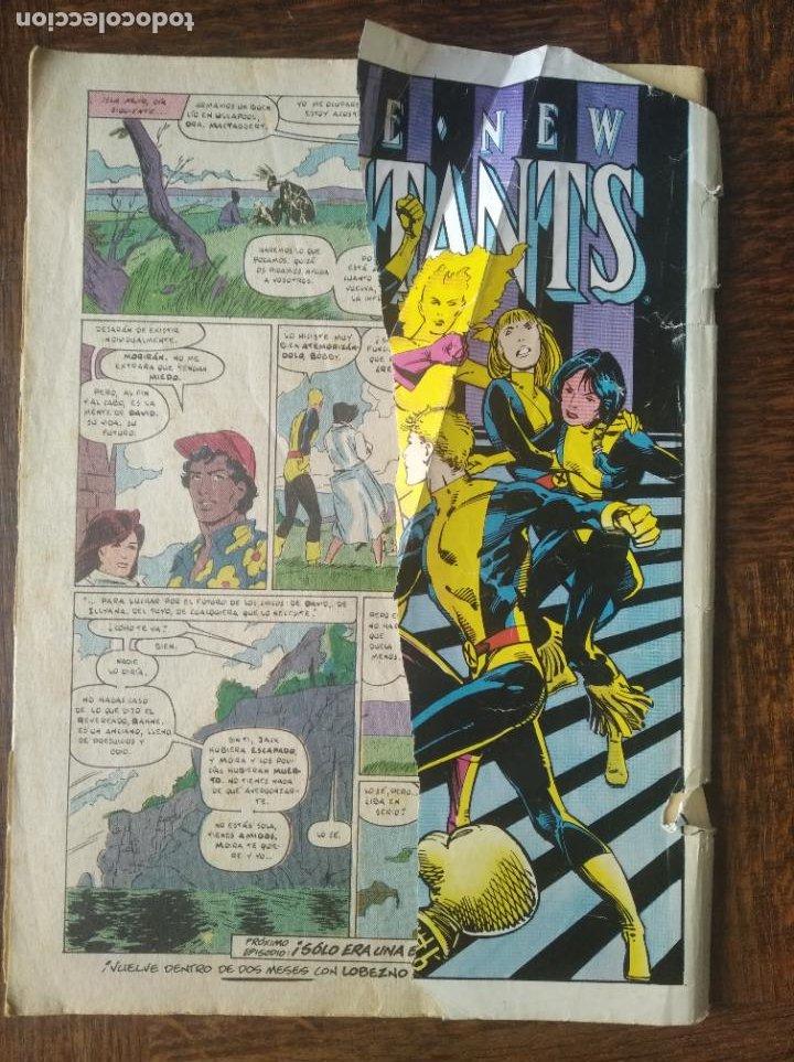 Cómics: LOS NUEVOS MUTANTES V.1 Nº 44 - FORUM MARVEL COMICS - - Foto 2 - 262195185