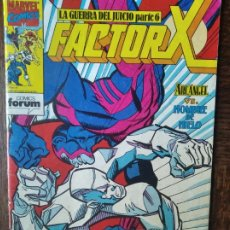 Comics: FACTOR X - V.1 VOLUMEN 1 Nº 42 - FORUM. Lote 262204575