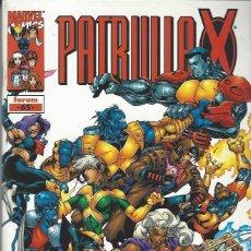 Comics: PATRULLA X VOL. II Nº 65 - NUEVO, PERFECTO ESTADO. Lote 262211855
