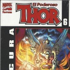 Cómics: THOR VOLUMEN 5 - ETAPA FORUM COMPLETA - 6 TOMOS - PERFECTO ESTADO !!. Lote 262217680