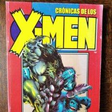 Cómics: LAS CRONICAS DE LOS X-MEN- RETAPADO OBRA COMPLETA - ERA DE APOCALIPSIS.. Lote 262228515