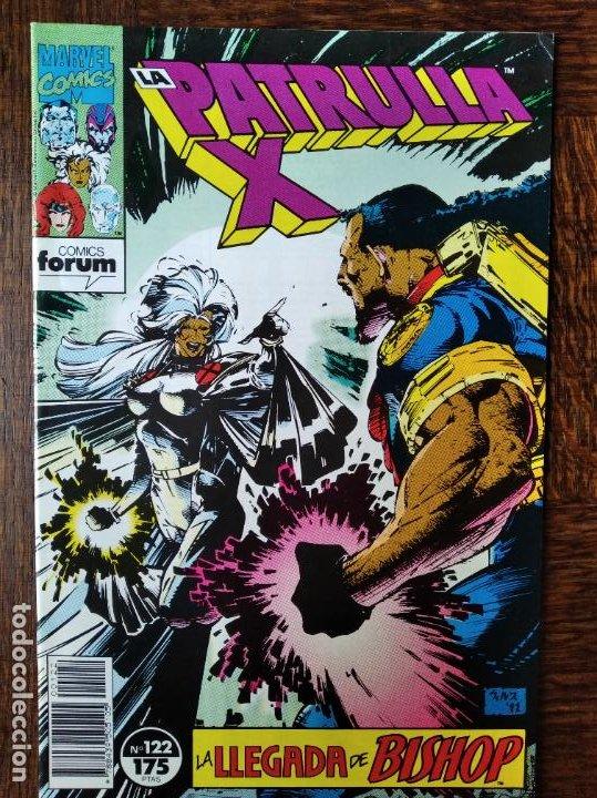PATRULLA X V.1 Nº 122 - MARVEL COMICS FORUM. (Tebeos y Comics - Forum - Patrulla X)