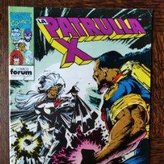 Comics : PATRULLA X V.1 Nº 122 - MARVEL COMICS FORUM.. Lote 262233335