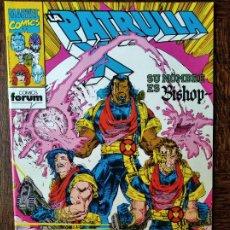 Comics : PATRULLA X V.1 Nº 121 - MARVEL COMICS FORUM.. Lote 262233350