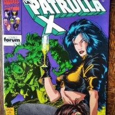 Comics : PATRULLA X V.1 Nº 109 - MARVEL COMICS FORUM.. Lote 262233710