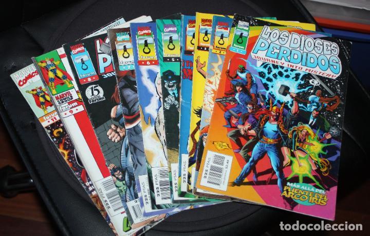 THOR: LOS DIOSES PERDIDOS (JOURNEY INTO MISTERY) NºS 01,02,03,04,05,06,07,08,09 Y 11 (DE 12) (Tebeos y Comics - Forum - Thor)