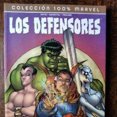 Cómics: LOS DEFENSORES DE GIFFEN.DEMATTEIS-MAGUIRE - TOMO 100% MARVEL- PANINI MARVEL COMICS -. Lote 262237360