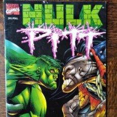 Cómics: HULK VS PITT - PETER DAVID/ DALE KEOWN- NUMERO ESPECIAL- FORUM. Lote 262237780