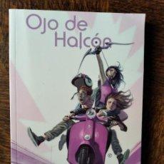 Cómics: OJO DE HALCON, DETECTIVE PRIVADO, TOMO 1 - PANINI MARVEL COMICS.. Lote 262239605